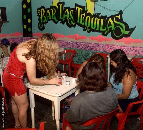Prostitutes in San Vicente del Caguan