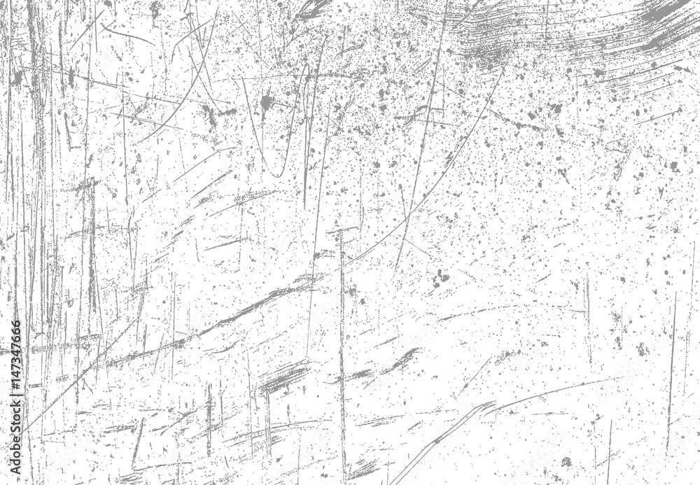 Fototapety, obrazy: Scratched Background vector