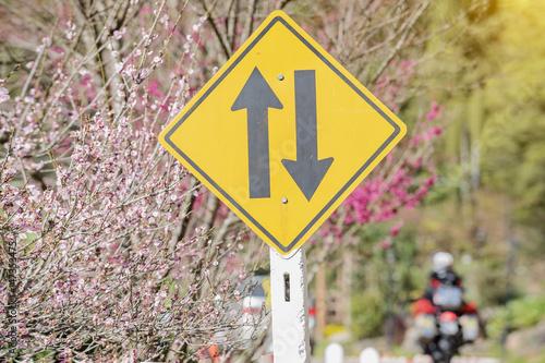 Valokuva  Traffic sign