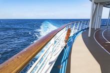 Cruise Ship Upper Deck