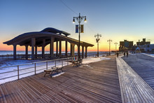 Coney Island Boardwalk - Brook...