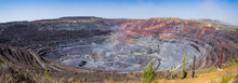 Panorama Of A Biggest Openpit ...