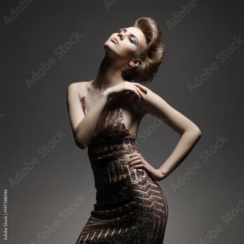 Poster womenART Elegant lady