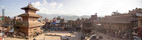 Wall Murals Nepal Nepal Bhaktapur