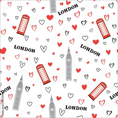 Tapety o tematyce podróżniczej podrozowac-po-miescie-londyn-bez-szwu-milosc