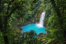 Waterfall And Natural Pool Wit...