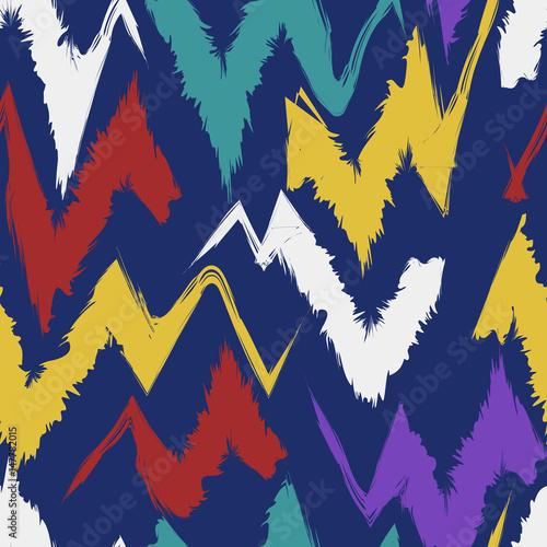 kolorowy-wzor-na-niebieskim-tle