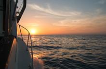 Fishermans View Of Yellow Oran...