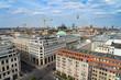 Sky view of Berlin, Germany