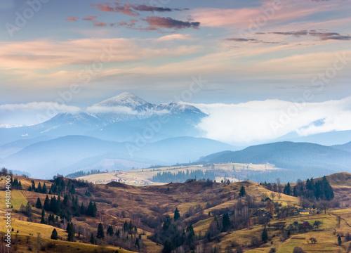 piekny-gorski-widok