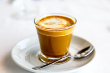 Cortado - Spanish Coffee With ...