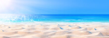 Beach Background - Beautiful S...