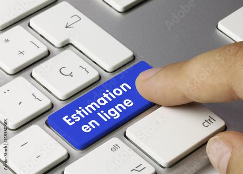 Fotografía  Estimation en ligne