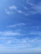 Clouds in Bright Sky