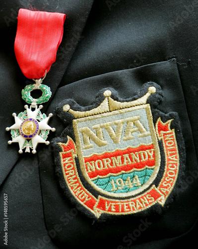 Oldest British D Day Veteran Wilson Receives Legion Dhonneur At