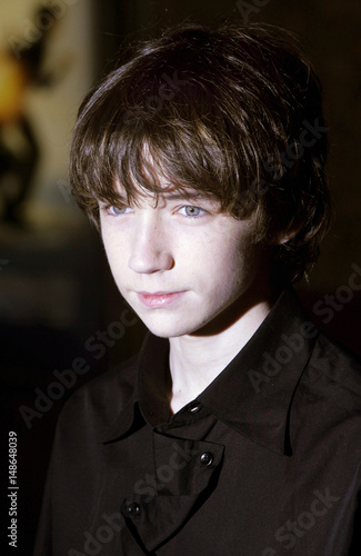 Cast Member Liam Aiken Of The Us Arrives At The Uk Charity