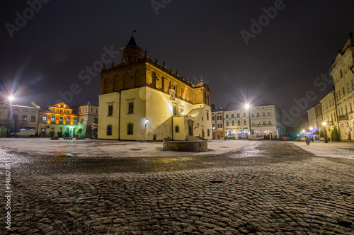 Fototapeta Ratusz w Tarnowie