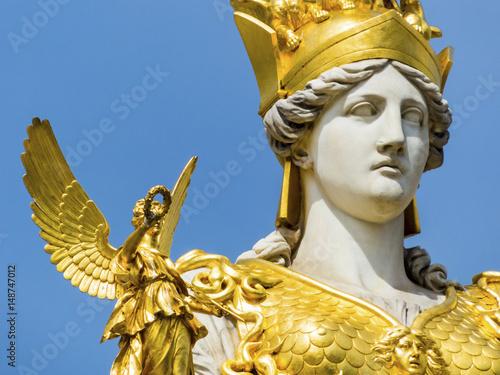Obrazy Ateny  austria-wieden-parlament