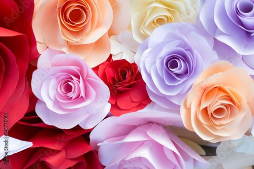 Zdjęcie XXL Tła i kwiat tło dla ślubów