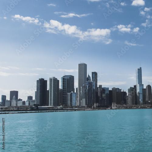 Foto op Plexiglas Chicago Chicago City Trip
