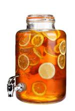 Fresh Citrus Lemonade With Lem...
