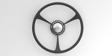Classic Car Steering Wheel Iso...
