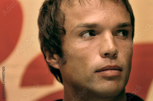 Normann Stadler Of Germany Pauses During A News Conference For