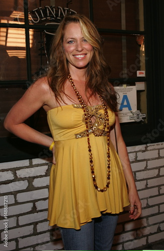Deana Carter Arrives For The Release Party Of Boston Red Sox Pitcher