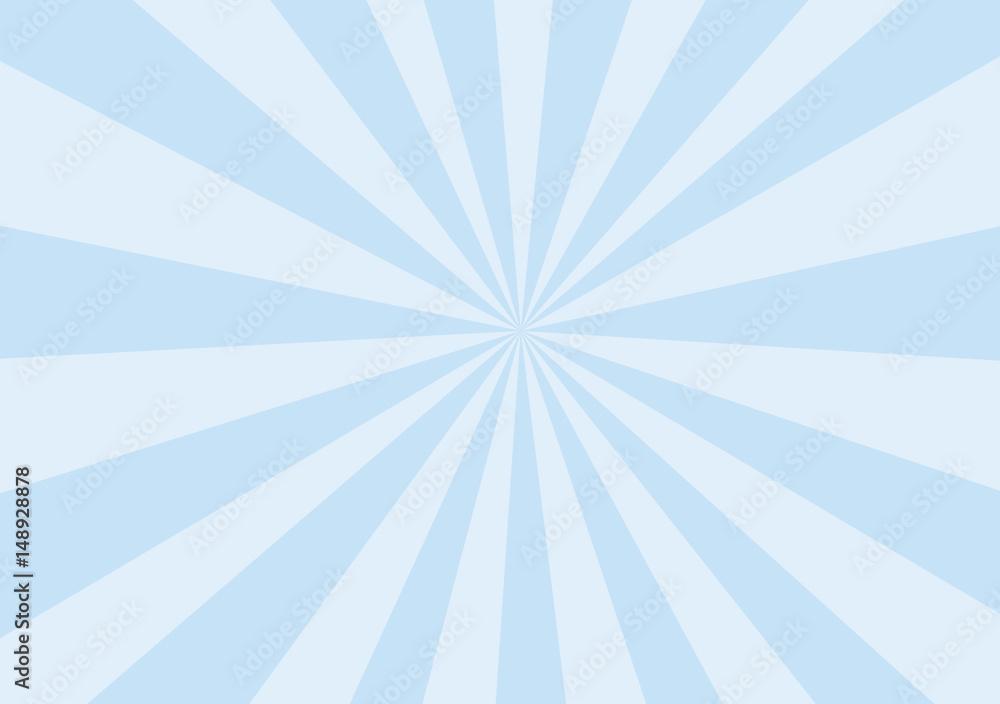 Fototapety, obrazy: Blue Rays