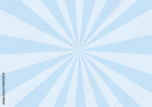 Fotografie, Obraz  Blue Rays