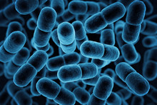 Blue Microbes