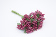 Artificial decorative tiny bunch of flowers