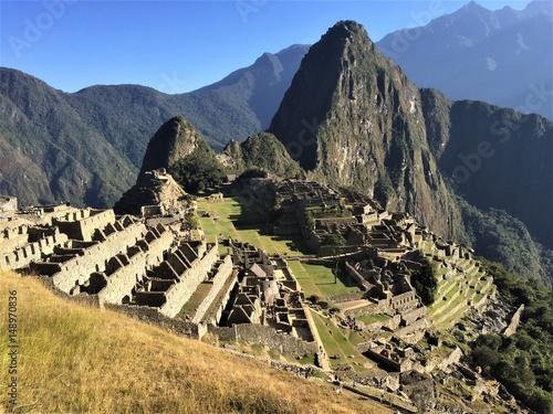 Machu Picchu, Inca Trail, Peru
