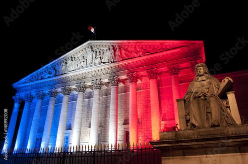 Valokuva  Parlement Français à Paris