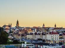 Poland, Lublin Voivodeship, Ci...
