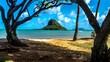 Iconic Hawaiian island