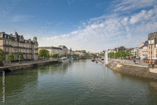 La Meuse, Verdun