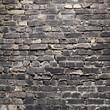 Old grunge brick wall background, wallpaper