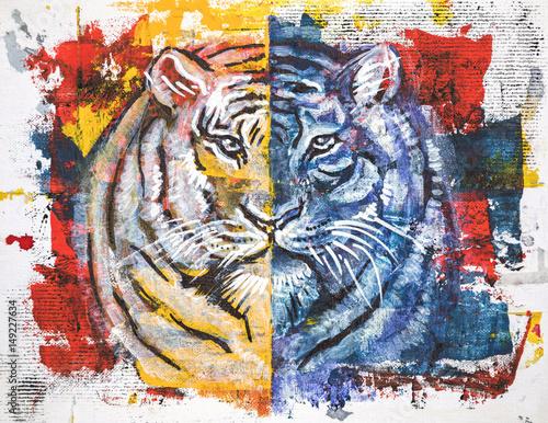 tygrys-oryginalny-obraz-akrylowy