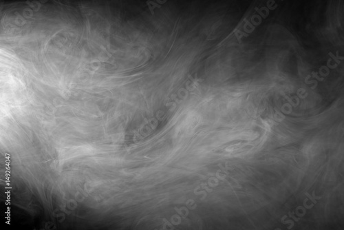 Fotobehang Rook Smoke or steam texture