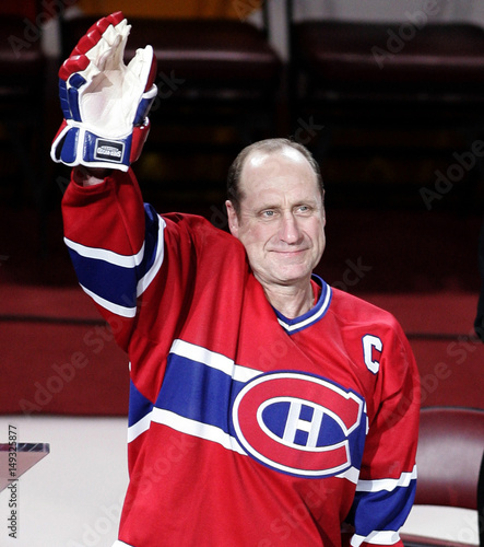 various colors fda09 2f01f Montreal Canadiens general manager and former hockey player ...