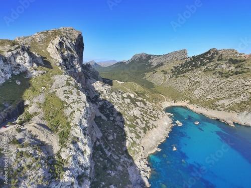 Cala Figuera, Formentor, Mallorca, Baleares, España