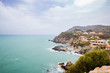 Côte méditerranéenne à Talamone en Toscane