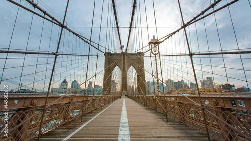 Zdjęcie XXL Brooklyn Bridge - Nowy Jork (Manhattan)