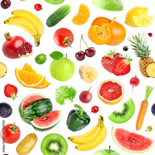 wzor-owoce-i-warzywa-tlo-swiezy-spadac-mieszany-zdrowy-jedzenie