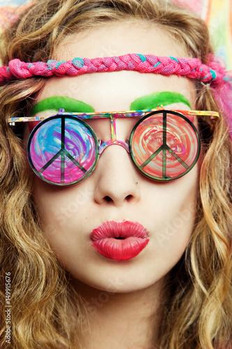 Fotografia Hippie girl