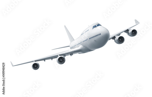 airplane-isolated-on-white-background