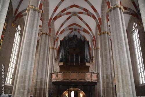 Photo Divi-Blasii-Kirche Mühlhausen