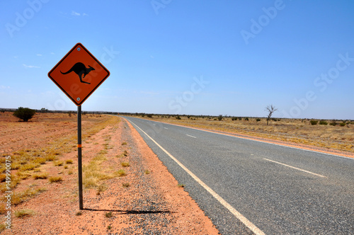 In de dag Australië Australia - Kings Canyon