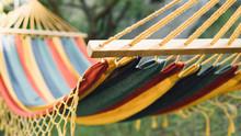 Close-up Color Travel Hammock ...